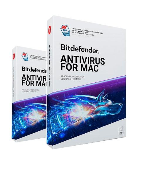 Bitdefender Antivirus til Mac